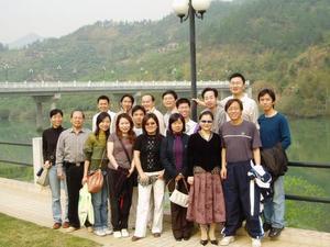 2004年春天从化温泉之旅