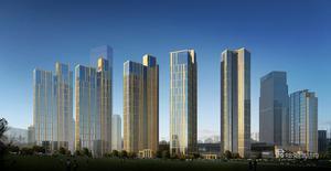 青岛华润中心悦府项目二期6#7#超高层住宅