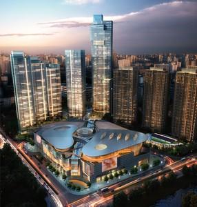 杭州华润新鸿基万象城二期项目