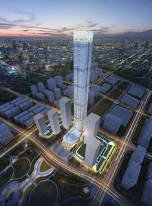 恒大集团济南国际金融中心