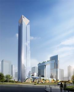 广州万博中央商务区数码产业总部商业楼
