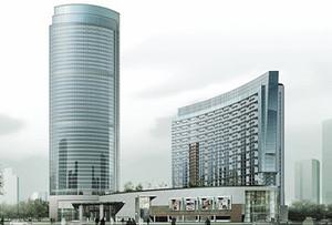 东莞希尔顿酒店