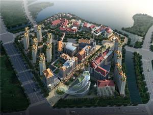 上海之鱼合景万景峰
