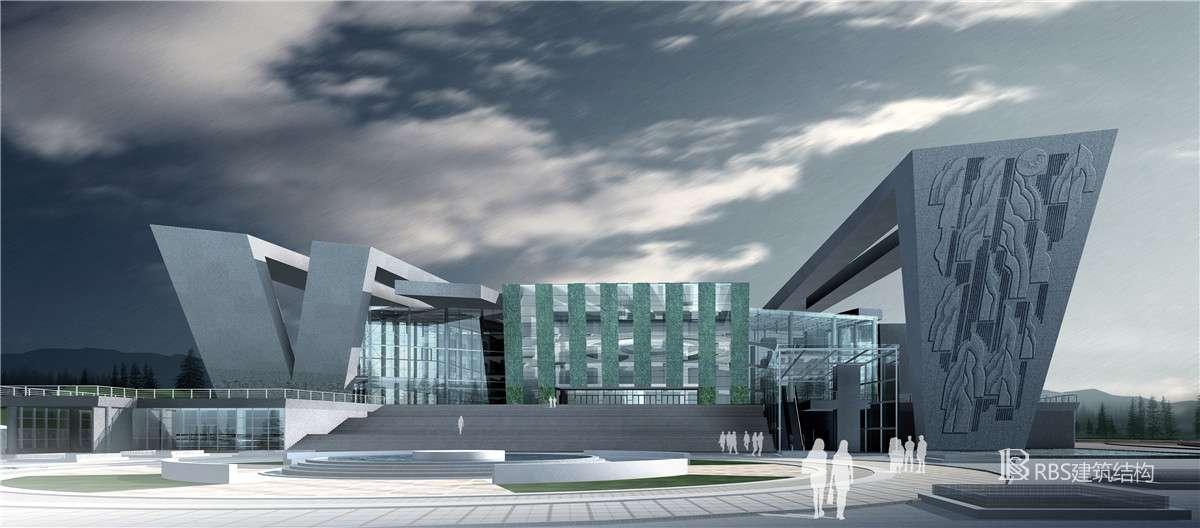 武汉琴台大剧院 - 广州容柏生建筑结构设计事务所图片