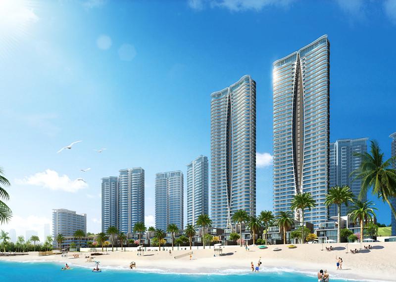 华发绿洋湾4、6、7栋改造项目