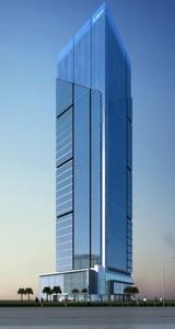 广州生物岛AH0915031地块项目南区商务办公楼