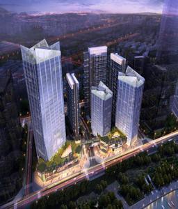 北京市通州区运河核心区Ⅸ-05地块办公5-A项目