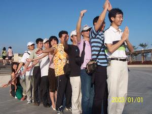 2007年元旦三亚之旅