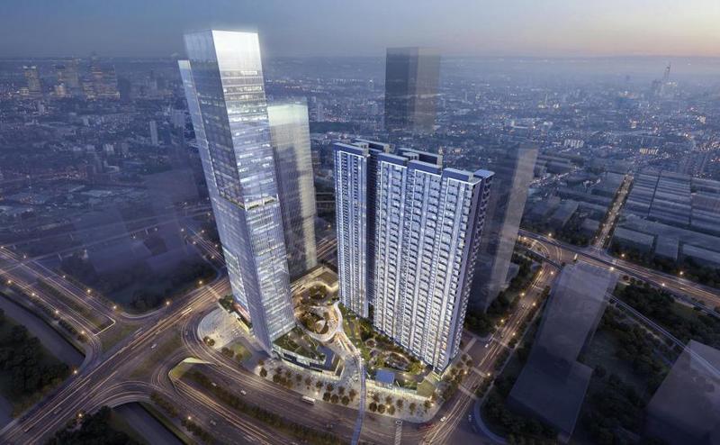 新世界增城综合发展项目