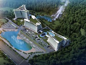 珠海富盈酒店