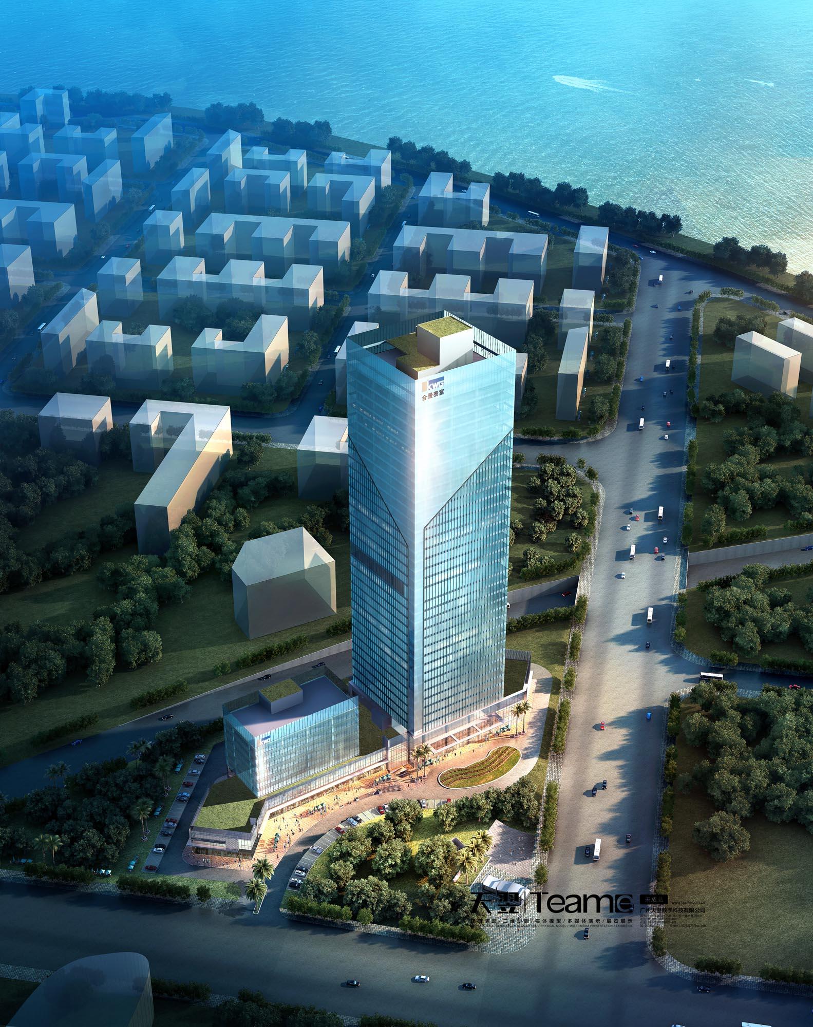 工程概况:   本项目用地位于广州国际生物岛,螺旋大道(中央大道段)以