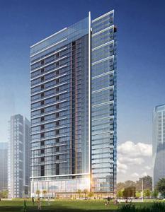 北京市通州运河核心区Ⅸ-04地块项目