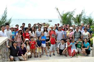 2012年巽寮湾之旅