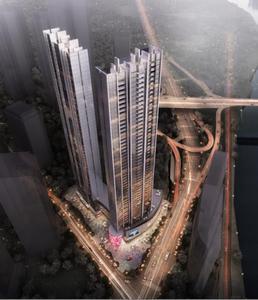 重庆合景天銮项目