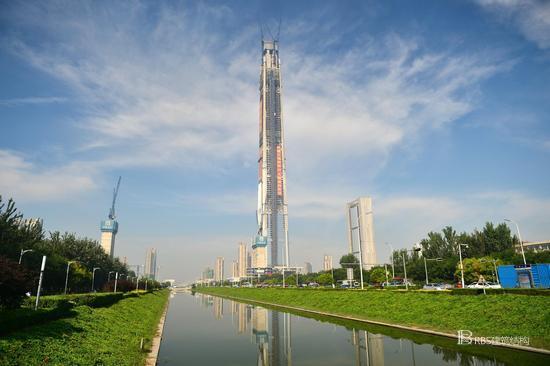 天津117大厦