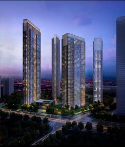 郑州华润中心二期悦府一期