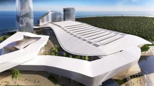 珠海十字门会展商务组团一期——国际展览中心
